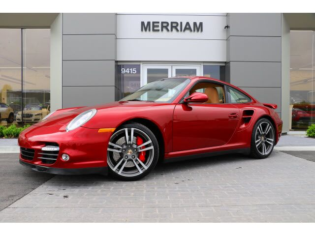 2010 Porsche 911 Turbo Merriam KS
