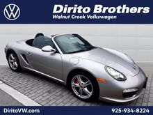 2010_Porsche_Boxster_S_ Walnut Creek CA