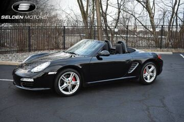 2010_Porsche_Boxster_S_ Willow Grove PA