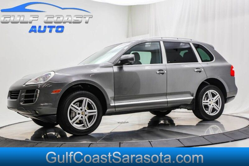 2010_Porsche_CAYENNE_LEATHER NAVIGATION SUNROOF EXTRA CLEAN SUV !!_ Sarasota FL