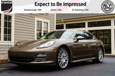 1 Alphacars Pre Owned Porsche Panamera 4s In New England