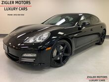 2010_Porsche_Panamera_4S Front/Rear HTD and Vent Seating 21 Wheels, Clean Carfax_ Addison TX