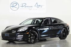 2010 Porsche Panamera 4S Navigation Park Assist Htd Seats We Finance