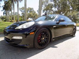 2010_Porsche_Panamera_S_ Hollywood FL