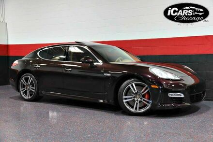 2010_Porsche_Panamera_Turbo 4dr Sedan_ Chicago IL