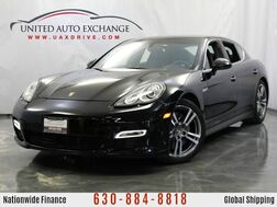 2010_Porsche_Panamera_Turbo AWD_ Addison IL