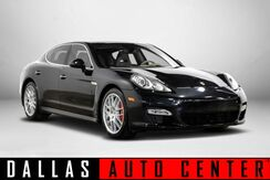 2010_Porsche_Panamera_Turbo_ Carrollton TX