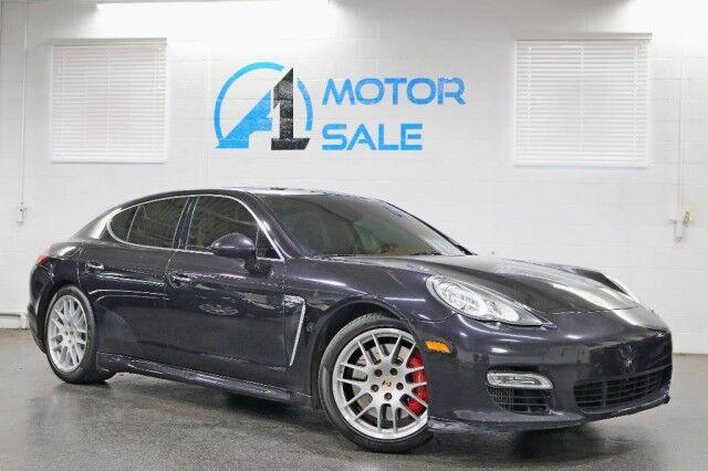 2010 Porsche Panamera Turbo MSRP $152,015! Schaumburg IL
