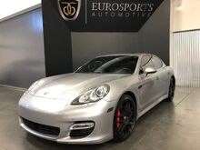 2010_Porsche_Panamera_Turbo_ Salt Lake City UT