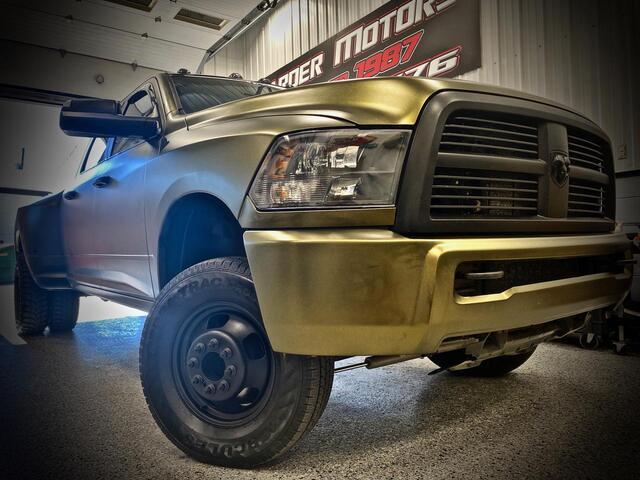 2010_RAM_3500 MEGA CAB 4X4_BIG HORN_ Bridgeport WV