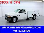 2010 Ram 2500 Utility ~ Only 35K Miles!