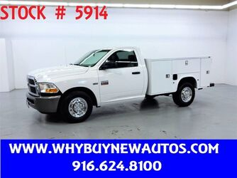 Ram 2500 Utility ~ Only 35K Miles! 2010