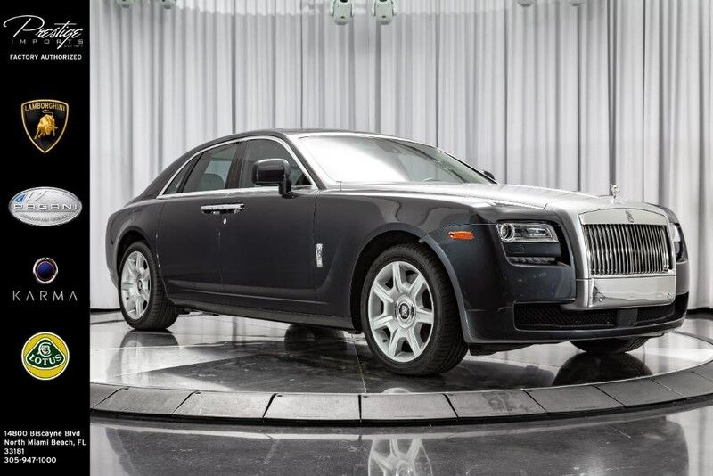 2010_Rolls-Royce_Ghost__ North Miami Beach FL