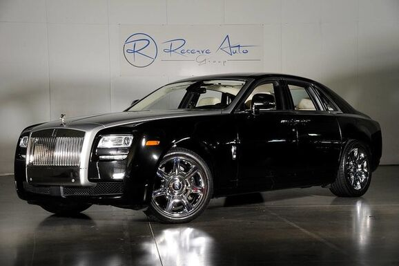 2010_Rolls-Royce_Ghost_Driver Asst 3 Rear Theater Camera System_ The Colony TX