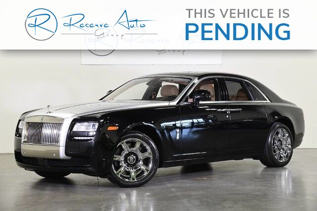 2010 Rolls-Royce Ghost LOADED The Colony TX