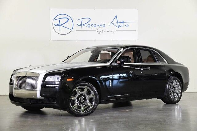 2010 Rolls-Royce Ghost We Finance Lease Deliver The Colony TX