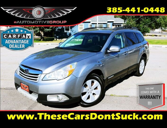 2010 SUBARU OUTBACK 2.5I LIMITED Sandy UT