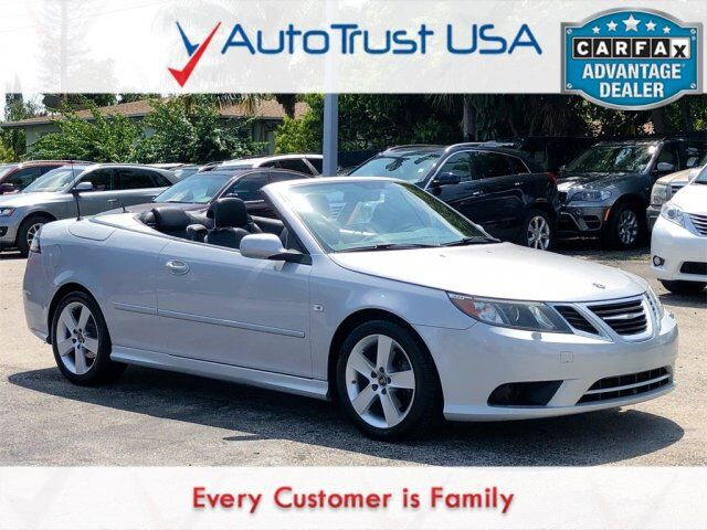 2010 Saab 9-3 Base Miami FL