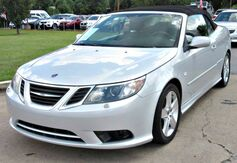 2010_Saab_9-3_w/ LEATHER SEATS & SATELLITE_ Lilburn GA