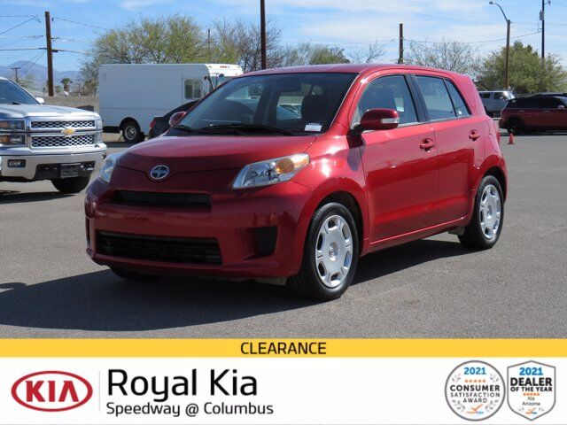 2010 Scion xD BASE Tucson AZ