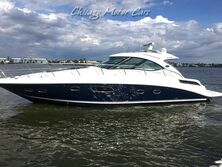 SeaRay 470 Sundancer Boat 2010