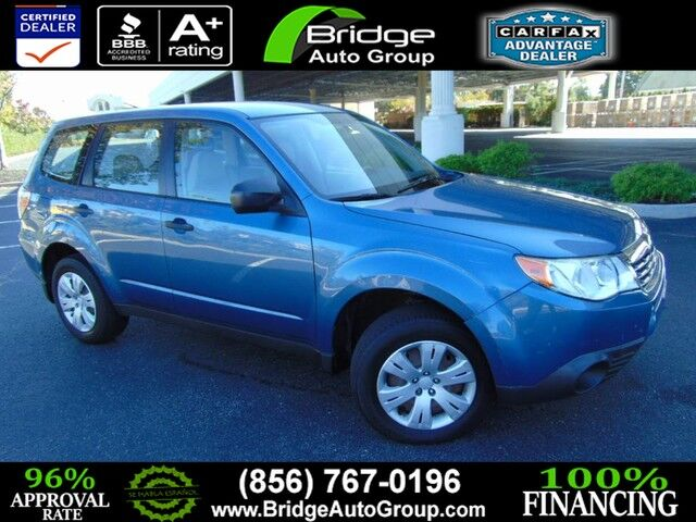 2010 Subaru Forester 2.5X Berlin NJ