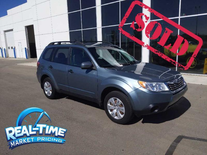 2010_Subaru_Forester_2.5X_ High River AB