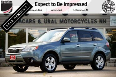2010_Subaru_Forester_2.5X Limited_ Boxborough MA
