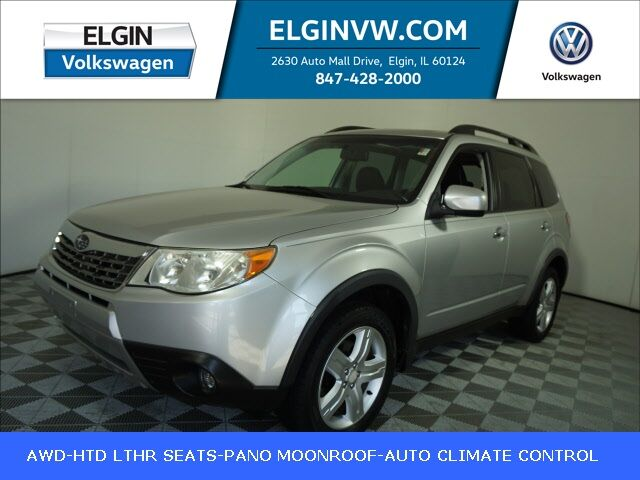 2010 Subaru Forester 2.5X Limited Elgin IL