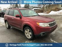 2010 Subaru Forester 2.5X Limited South Burlington VT