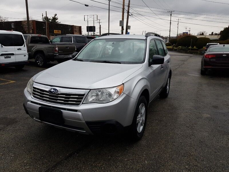 2010 Subaru Forester 2.5X Versailles PA