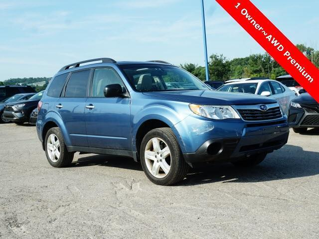 2010 Subaru Forester 2.5X PREMIUM Cranberry Twp PA
