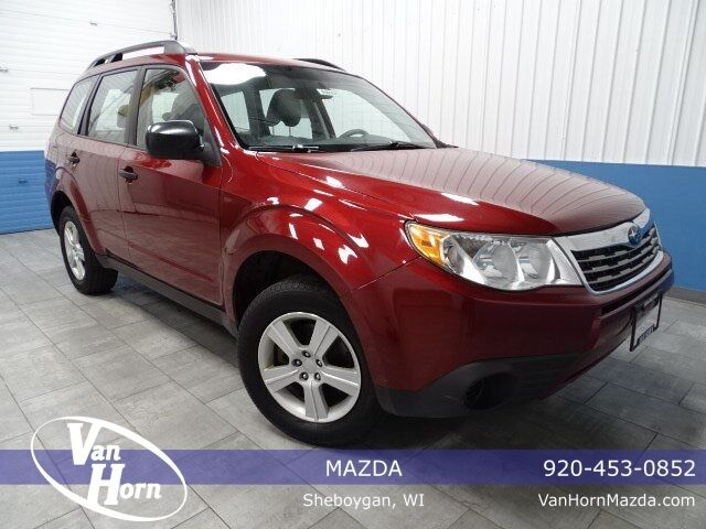 2010 Subaru Forester 2.5X Plymouth WI