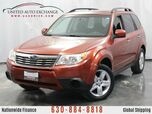 2010 Subaru Forester 2.5X Premium AWD Manual Transmission