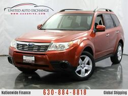 2010_Subaru_Forester_2.5X Premium_ Addison IL