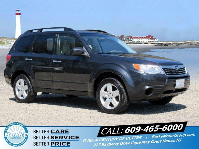 2010 Subaru Forester 2.5X Premium South Jersey NJ