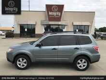 2010_Subaru_Forester_2.5X_ Wichita KS