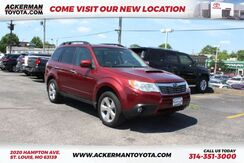 2010_Subaru_Forester_2.5XT Limited_ St. Louis MO