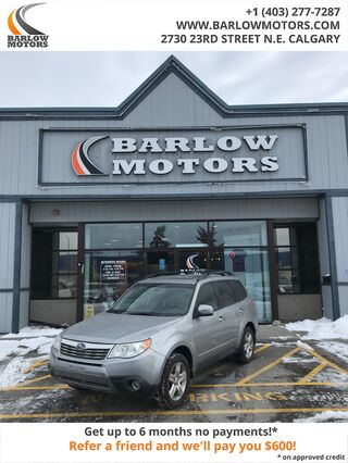 2010_Subaru_Forester_X Limited Clean Car FAX No accidents Fully Equipped and Inspected_ Calgary AB