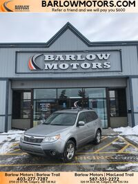 Subaru Forester X Limited Clean Car FAX No accidents Fully Equipped and Inspected 2010
