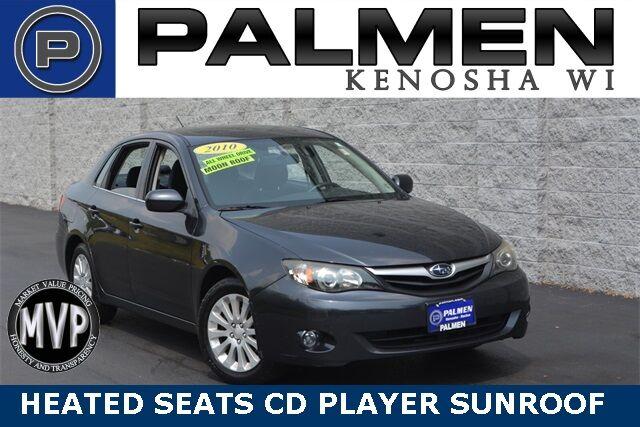 2010 Subaru Impreza 2.5i Racine WI