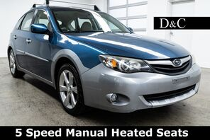 2010_Subaru_Impreza_Outback Sport 5 Speed Manual Heated Seats_ Portland OR