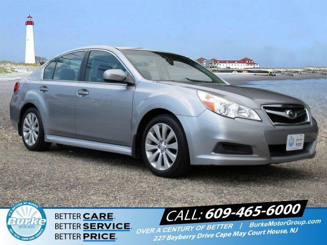 2010 Subaru Legacy Limited Pwr Moon South Jersey NJ