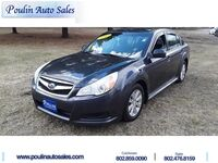 Subaru Legacy Prem All-Weather/Pwr Moon 2010