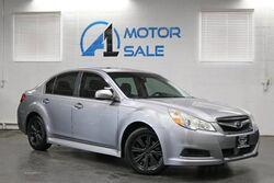 Subaru Legacy Prem 2010