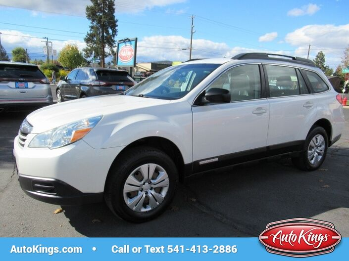 2010 Subaru Outback Wagon 6-speed Manual Bend OR
