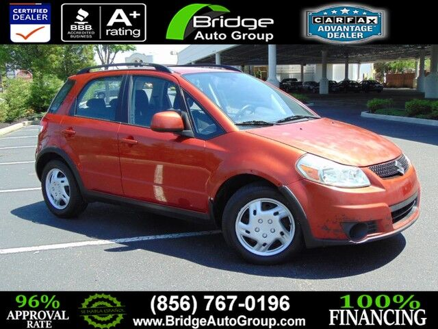 2010 Suzuki SX4 Base Berlin NJ