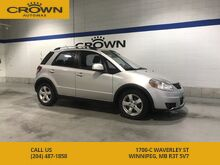 2010_Suzuki_SX4 Hatchback_JLX AWD **Winter Tires Included** Low Kms** Heated Seats**_ Winnipeg MB
