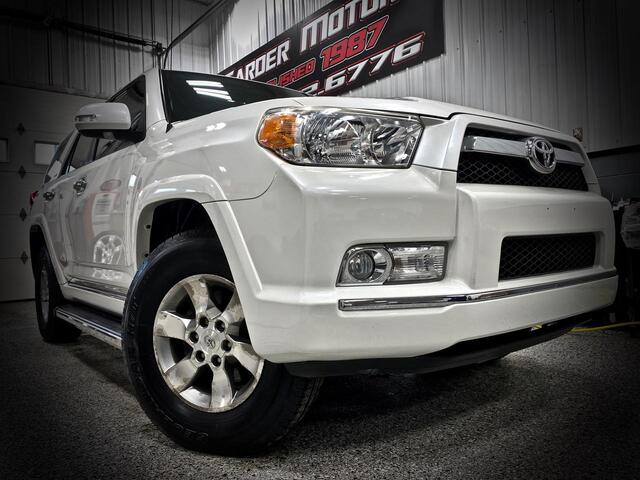 2010_TOYOTA_4RUNNER 4X4_SR5_ Bridgeport WV