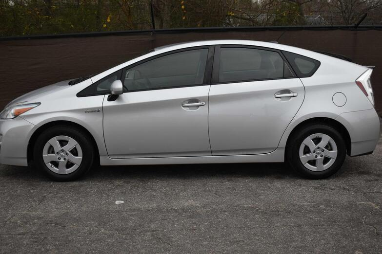 2010 TOYOTA PRIUS  Youngsville NC